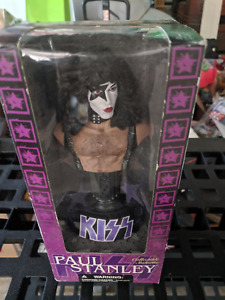 KISS Collectible Statue Bust Paul Stanley McFarlane Toys