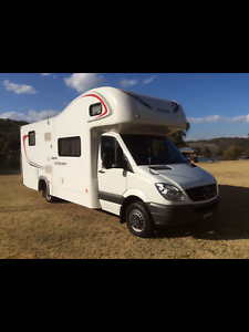 AS NEW MERCEDES BENZ JAYCO CONQUEST MOTORHOME V6 TURBO DIESEL