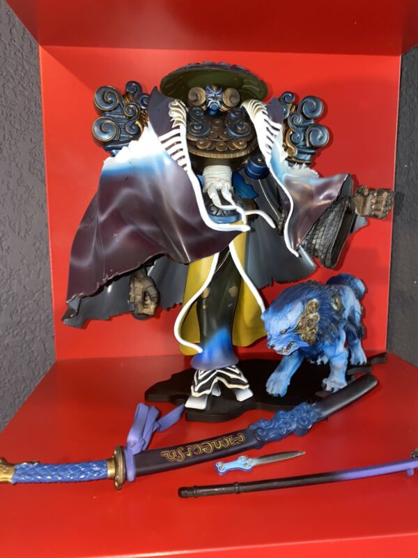 Final Fantasy X-2 Heretic Yojimbo Monsters Action Figure ARTFX Bounce KOTOBUKIYA