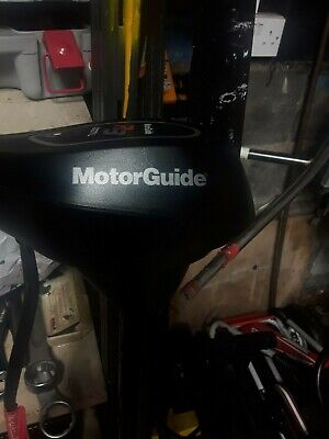 motorguide R3 55 digical electric outboard