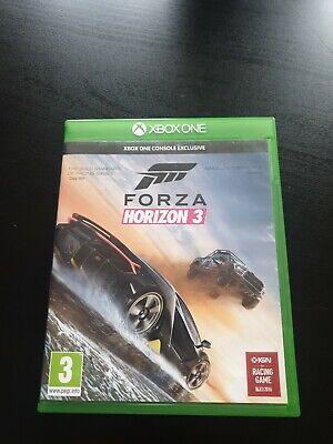 Microsoft Xbox One PAL Game - Forza: Horizon 3