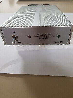 Amplificador potencia Tokyo Hy-Power HL-30V VHF NUEVO
