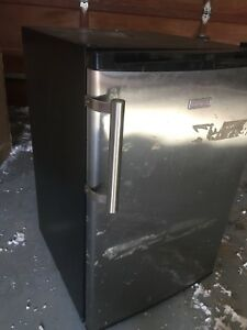 Stainless steal fridge