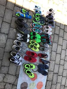 SHOES FOR SALE - 19 pairs
