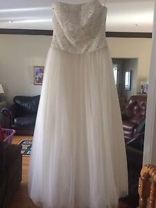 ALYCE Size 12 Wedding Dress