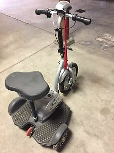 Scooter (stand or sit)