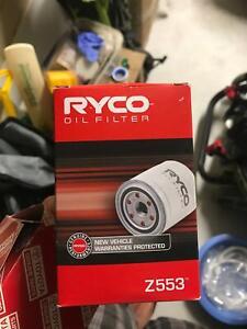Oil filter Pajero mn v6