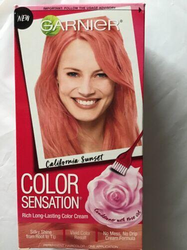 Garnier Color Sensation Cream 7.26 California Sunset/Coral P