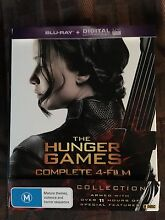 Hunger Games Blue Ray box set Northcote Darebin Area Preview