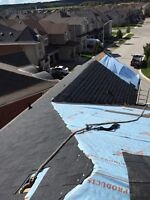 Need Roof repair, Gutter cleaning or a new roof? Call 6478810686
