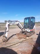 328 bobcat excavator Congupna Outer Shepparton Preview