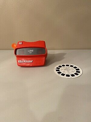 Coca-Cola View-Master Advertising Complete Rare