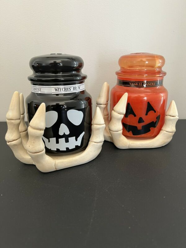 yankee candle halloween RARE