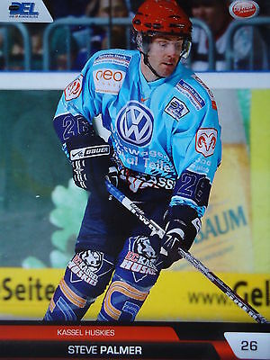254 Steve Palmer Kassel Huskies DEL 2008-09