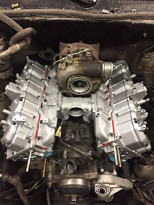 Duramax head gasket mechanic. Low rates great service.