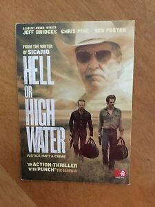 Hell or High Water Double Movie Pass - Admit 2 Landsdale Wanneroo Area Preview