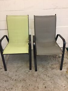 Patio Chairs for Cheap!