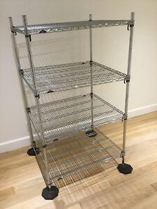 Metro brand Super Erecta Wire Shelf