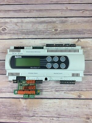 Mcquay Microtech Ll Chiller Controler Pc02mq0bso