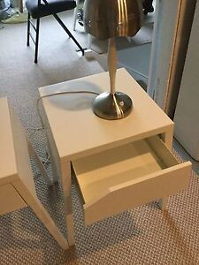IKEA side tables and lamps Cambridge Kitchener Area image 3