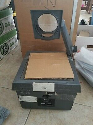 EIKI Overhead Projector Model 3860A-Works Great - No bulb