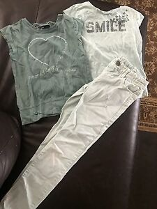 Girls size 8-10 clothes