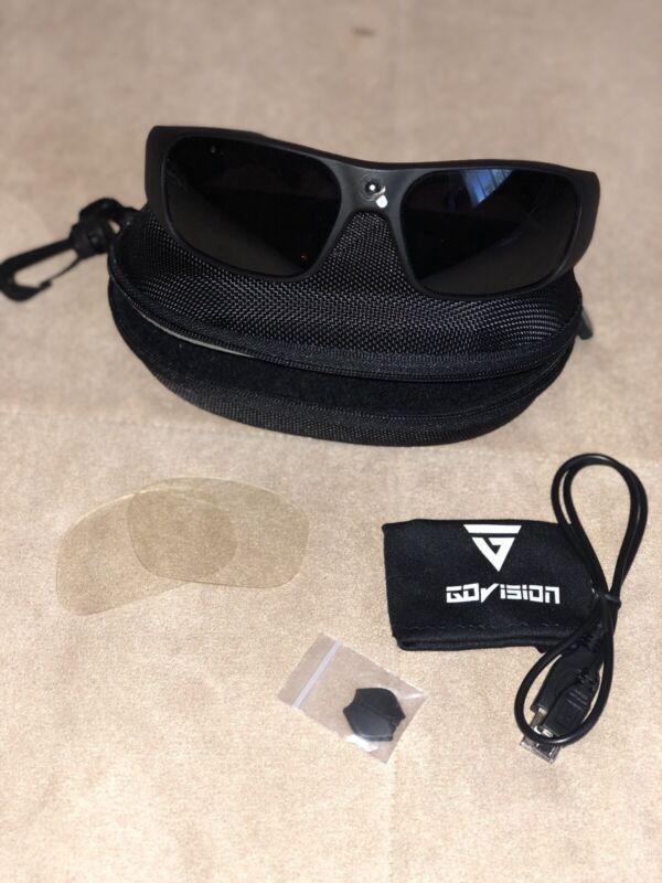 Govision Camera Sunglasses. U.S. Buyers Only.