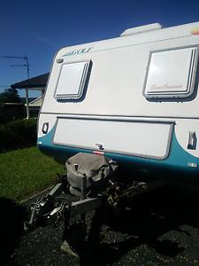 Golf Caravan for sale Moruya Eurobodalla Area Preview