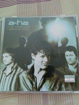 The Singles 1984 2004 - A-Ha CD A-ha greatest Hits Take on Me