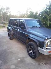 1996 Nissan Patrol Wagon Regency Downs Lockyer Valley Preview