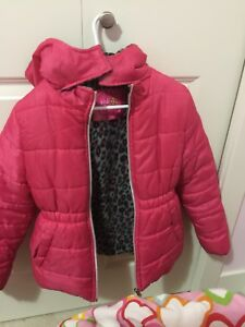 Girls jacket size 6 and second is size 8