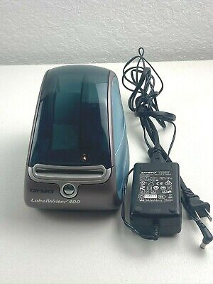 Dymo Label Writer 400 Thermal Label Printer Model 93089 Power Supply