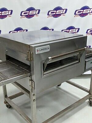 Lincoln 208240v Single Or 3 Phase Conveyor Ovenstand Factory Renewed 1 Yr Wrty