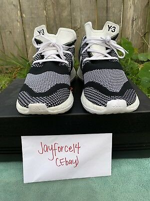 Used, Adidas Y3 Pure Boost ZG Knit AQ5731 US12 DS Yohji Yamamoto Yeezy Jordan for sale  San Francisco