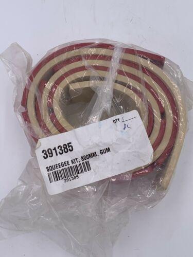 BRAND NEW Tennant  391385 - Squeegee Kit, 800Mm, Gum