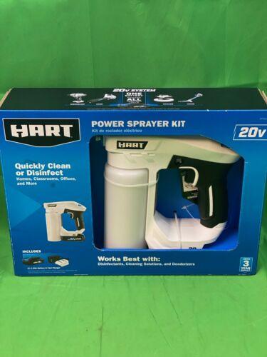 HART Power Sprayer Kit 20v HPSS01B