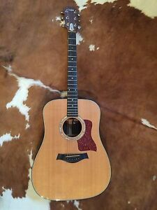 1994    710 Taylor dreadnaught with K and K pick up System