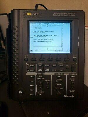 Tektronix Tekscope Ths720 Handheld Oscilloscope -8571
