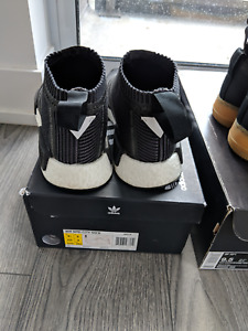 Adidas white mountaineering nmd cs size 9.5