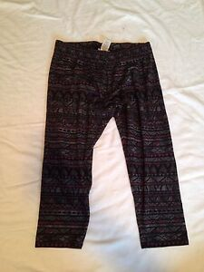 Capri leggings from garage