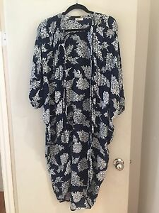 Navy and white cape (fit size 8-16) Burleigh Heads Gold Coast South Preview