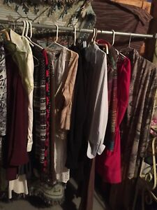 Entire rack of great clothes