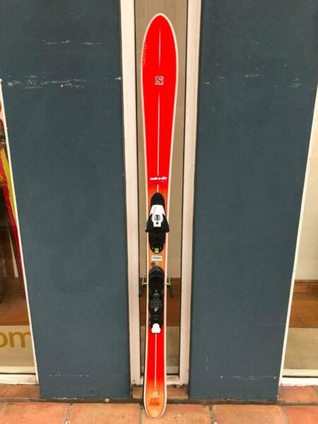 on wholesale best prices best place Salomon BBR Sunlite Skis - Ex Demo | Snow Sports | Gumtree ...
