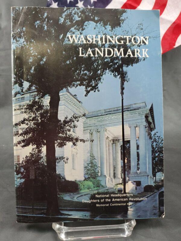 Washington Landmark: National Headquarters Daughters Of The American Revolution