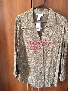 Dress barn XL brand new blouse $20 obo