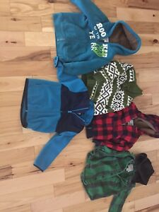2 T sweater lot