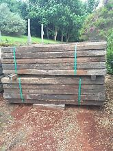 Railway Sleepers Tamborine Mountain Ipswich South Preview