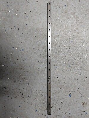 Iko Lwl9 13.25 Linear Rail Bearing Guide. Rail Only. Lm 337mm