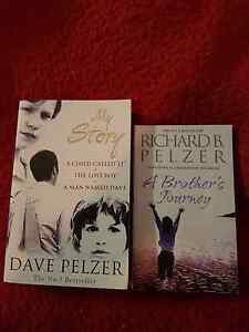 Dave Pelzer books Redbank Plains Ipswich City Preview