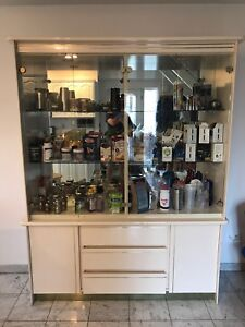 Display Cabinet (Wall Unit)